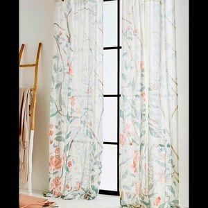 Set of Anthropologie Ilya Curtains